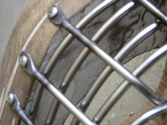 skyinflame : et la structure métal