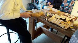 atelier sculpture bois